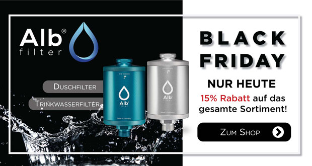 Alb Filter Black Friday 2018