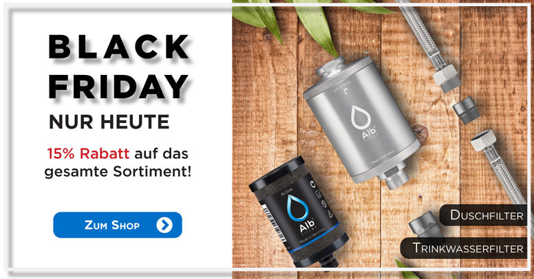 Alb Filter Black Friday 2019