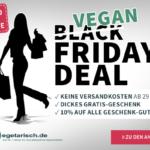 Erhalte 10% Rabatt auf alle Geschenk-Gutscheine von ALLES-VEGETARISCH.DE
