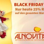 25% Rabatt auf den gesamten Warenkorb bei der Geschenkboutique Alnovitas!