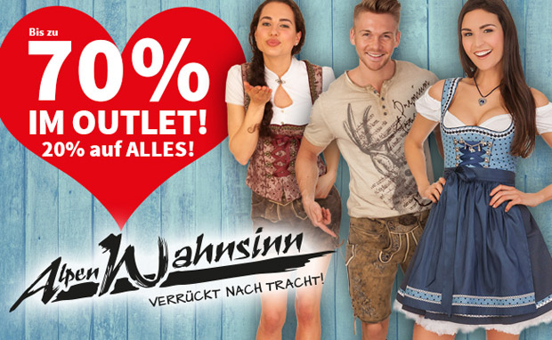 Alpenwahnsinn Black Friday 2017