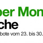 Amazon Cyber Monday Angebote vom 24.11.