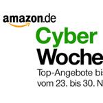 Amazon.de startet Cyber Monday Woche am Black-Friday