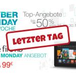 Letzter Tag der Amazon Cyber Monday Woche: Das sind die Blitzangebote vom 30.11.2013