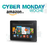 Amazon Cyber Monday Week Angebote vom Black Friday 2013 (29.11.2013)