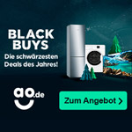 Die Black Buys bei AO – Sicher dir jetzt die schwärzesten Deals des Jahres