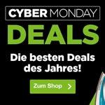Sicher dir eine ganze Woche lang die besten Cyber Monday Deals bei AO.de