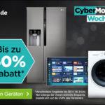 Cyber Monday Woche bei AO mit bis zu 50% Rabatt