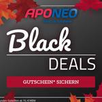 Jetzt sparen: 8 EURO Neukunden Gutschein bei der Online Apotheke APONEO