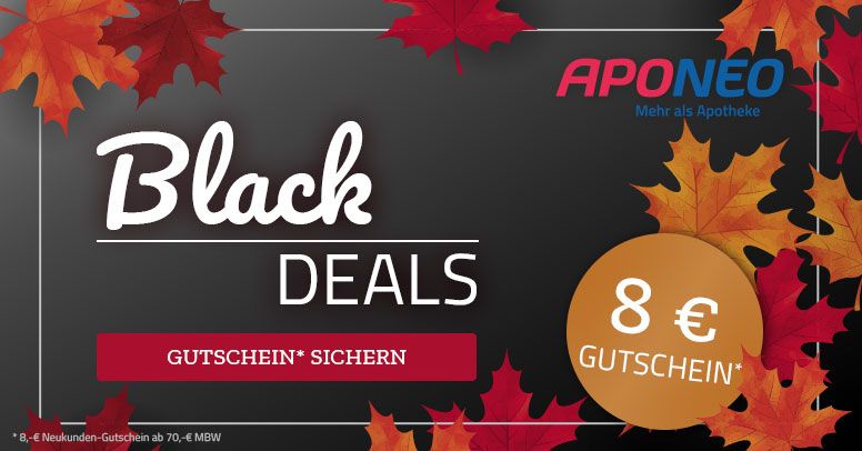 Aponeo Black Friday 2019
