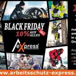 Heimwerker aufgepasst: 10% Rabatt auf alle Artikel im Online-Shop auf Arbeitsschutz-Express!