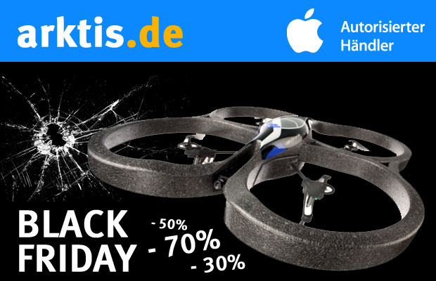 arktis-Black-Friday-Parrot-AR-Drone