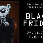 arktis.de kündigt Black Friday Angebote an: Newsletter Abonennten wissen früher Bescheid