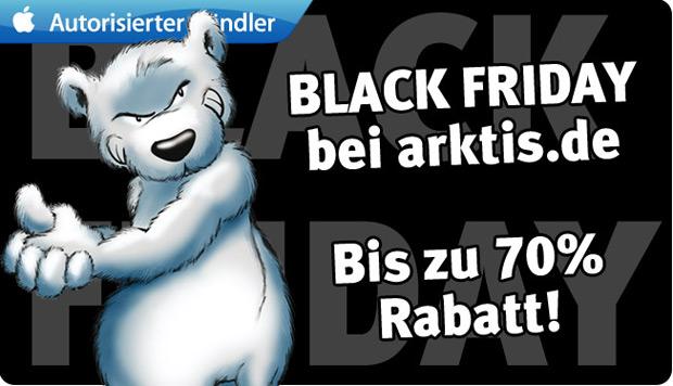 arktis.de Black Friday WARMUP mit ersten Angeboten!