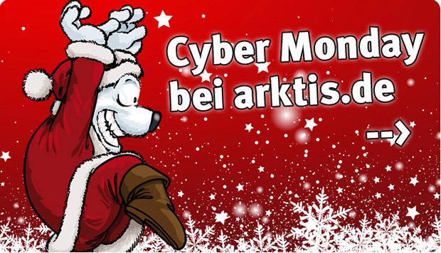 Cyber Monday bei arktis.de