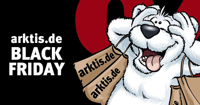 arktis.de Black Friday 2020