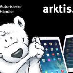 Apple iPad Air 100,- Euro günstiger bei arktis.de ab Punkt 9 Uhr!!!