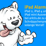 iPad Ausverkauf bei arktis.de: Schnäppchenpreise solange der Vorrat reicht
