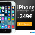 iPhone 5s (so gut wie neu) ab 349 Euro bei asgoodasnew