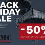 Outdoor Fans aufgepasst – ASMC bietet heute 50% Rabatt auf 20 Top Outdoor Artikel!