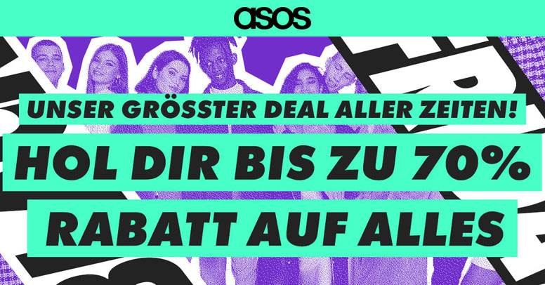 asos Black Friday 2019