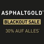 Großer BlackoutSale bei Asphaltgold – 30% Rabatt auf das komplette Sortiment an Sneakern