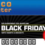Viele tolle Black Friday Aktionsangebote im Online-Shop von Atelco!
