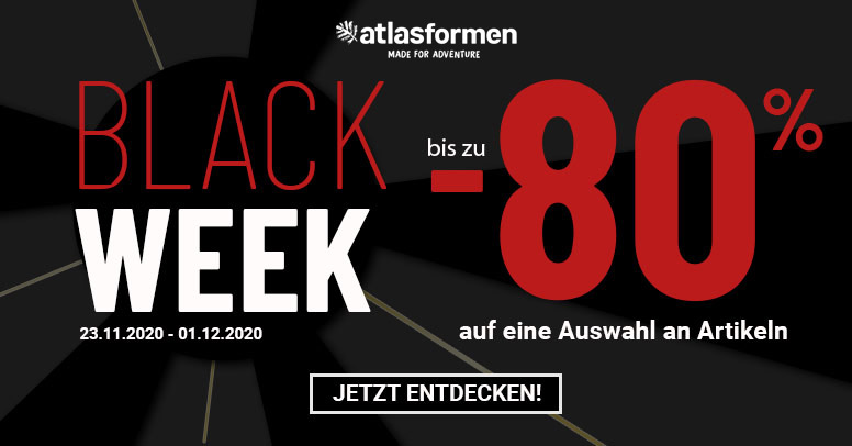 Atlas For Men Black Friday 2020