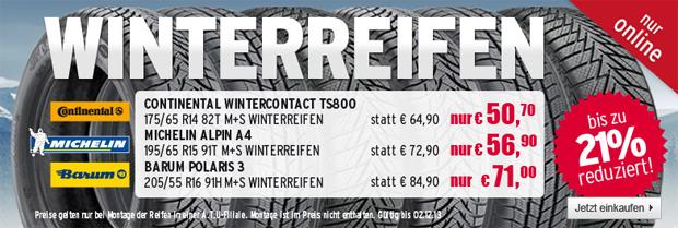 A.T.U Winterreifen Special