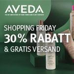 Aveda Shopping Friday: 30% Rabatt und gratis Versand