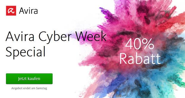 Avira Cyber Week Special 2017