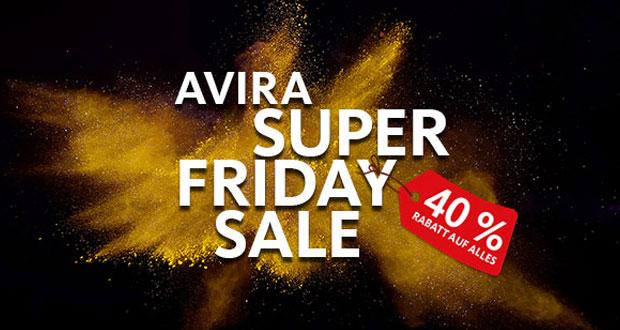 Avira Super Friday Sale 2017