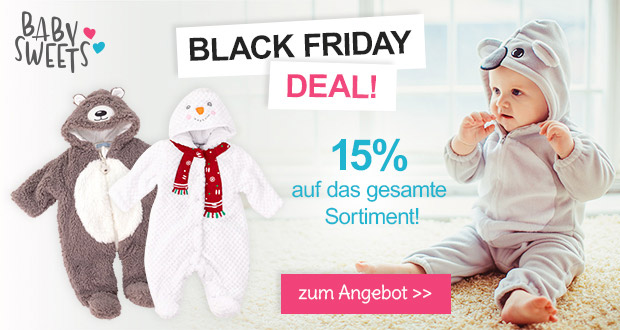 Baby Sweets Black Friday 2018