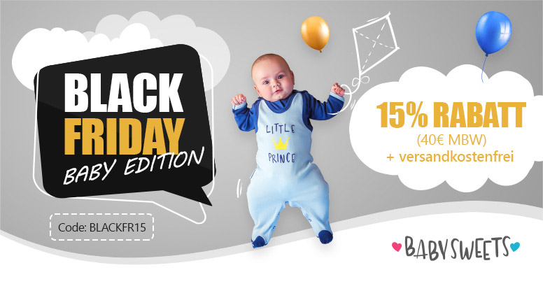 Baby Sweets Black Friday 2019