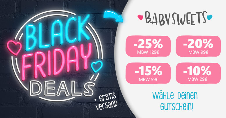 Baby Sweets Black Friday 2020