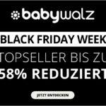 Black Friday Week bei Baby Walz – Jetzt bis zu 58% Rabatt auf Topseller sichern