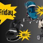 Ob Kinderwagen oder Autokindersitz – Bei babybrands nur heute stark reduziert!