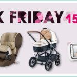 Spare nur heute 15 Euro bei deinem Einkauf im Onlineshop von Baby-Markt.de!