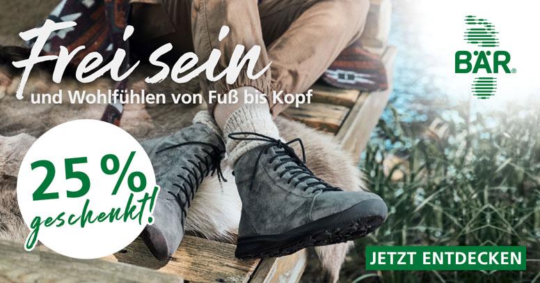 BÄR Schuhe Black Friday 2020