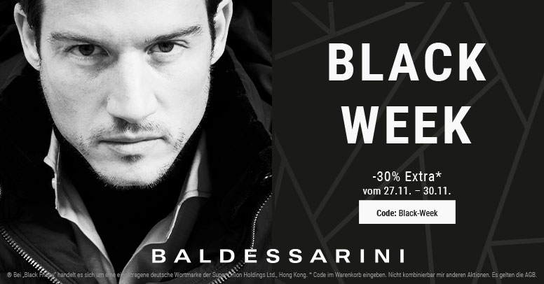 Baldessarini Black Friday 2020