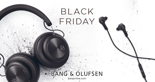 Bang & Olufsen Black Friday 2018
