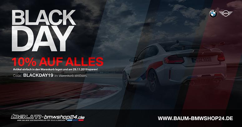 Baum BMWShop24 Black Friday 2019