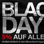 5% Rabatt auf das komplette Sortiment auf BMW und MINI Teile bei Baum-BMWshop24.de
