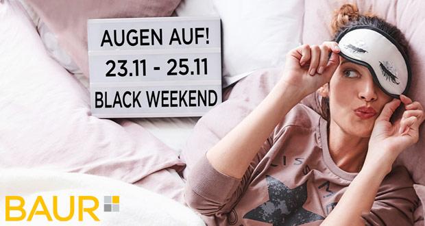 Baur Black Friday 2018