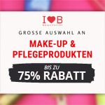 Bis zu 75% Rabatt auf deine Lieblings Beautyprodukte im Shop von Beautycos