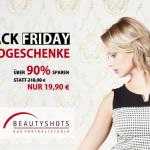 Exklusiv-Fotoshooting mit Make-Up und Styling von Beautyshots über 90 % reduziert!