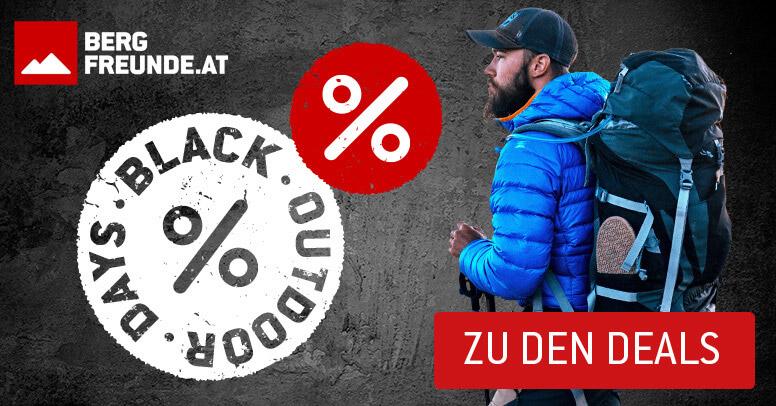 Bergfreunde.at Black Outdoor Days 2020