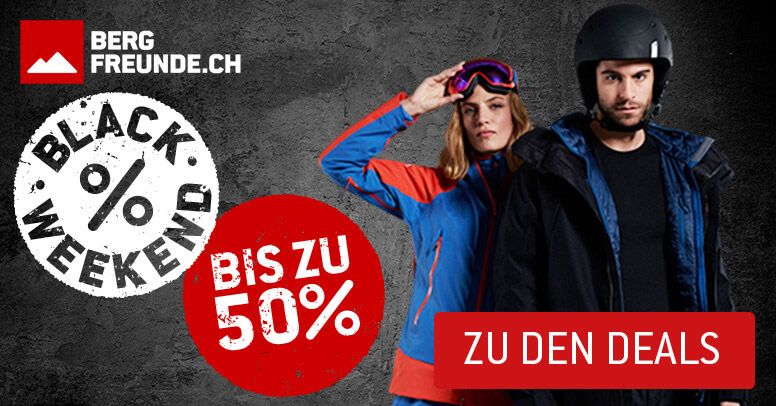 Bergfreunde.ch Black Friday 2020