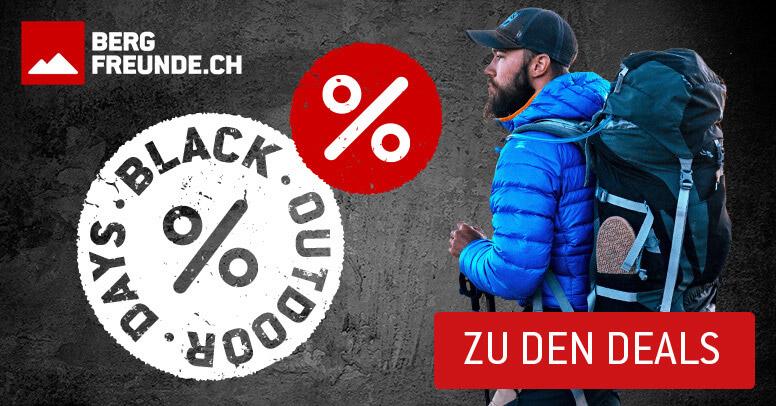Bergfreunde.ch Black Outdoor Days 2020