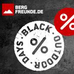 Black Outdoor Days bei Bergfreunde.de: Eine Woche lang wechselnde Aktionen mit tollen Rabatten